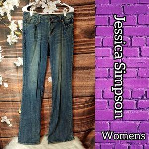 Jessica Simpson Vintage Flare Jeans size 30